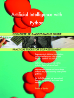 Artificial Intelligence with Python Complete Self-Assessment Guide
