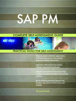 SAP PM Complete Self-Assessment Guide