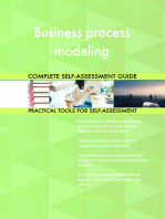 Business process modeling Complete Self-Assessment Guide
