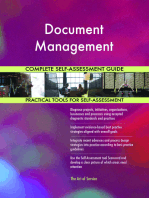 Document Management Complete Self-Assessment Guide