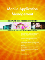 Mobile Application Management Complete Self-Assessment Guide