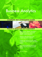 Business Analytics Complete Self-Assessment Guide
