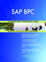SAP BPC Complete Self-Assessment Guide