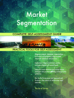 Market Segmentation Complete Self-Assessment Guide