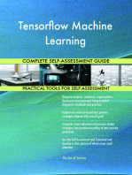Tensorflow Machine Learning Complete Self-Assessment Guide