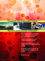 Business Risk Complete Self-Assessment Guide