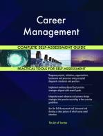 Career Management Complete Self-Assessment Guide