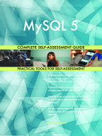 MySQL 5 Complete Self-Assessment Guide