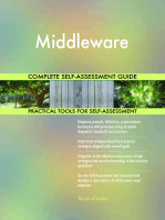 Middleware Complete Self-Assessment Guide