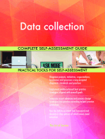 Data collection Complete Self-Assessment Guide