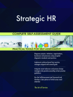 Strategic HR Complete Self-Assessment Guide