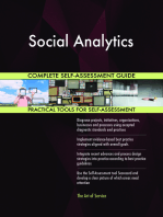 Social Analytics Complete Self-Assessment Guide