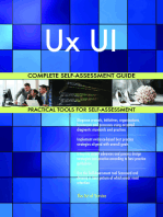 Ux UI Complete Self-Assessment Guide