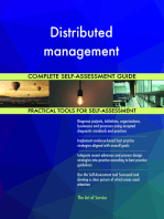 Distributed management Complete Self-Assessment Guide