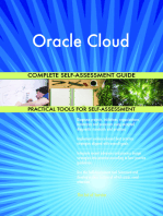 Oracle Cloud Complete Self-Assessment Guide