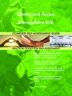 Identity and Access Management IAM Complete Self-Assessment Guide
