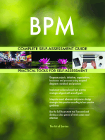 BPM Complete Self-Assessment Guide