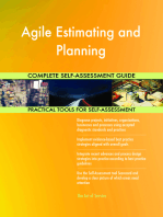 Agile Estimating and Planning Complete Self-Assessment Guide