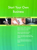 Start Your Own Business Complete Self-Assessment Guide