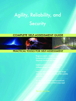 Agility, Reliability, and Security Complete Self-Assessment Guide