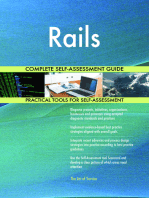 Rails Complete Self-Assessment Guide