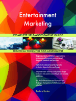 Entertainment Marketing Complete Self-Assessment Guide