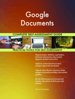 Google Documents Complete Self-Assessment Guide