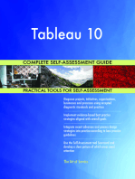 Tableau 10 Complete Self-Assessment Guide