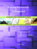 Business Relationship Management Complete Self-Assessment Guide