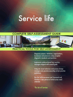 Service life Complete Self-Assessment Guide