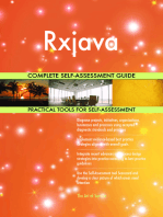 Rxjava Complete Self-Assessment Guide
