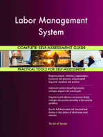 Labor Management System Complete Self-Assessment Guide