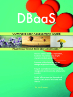 DBaaS Complete Self-Assessment Guide