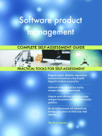 Software product management Complete Self-Assessment Guide
