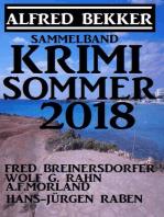Krimi Sommer 2018