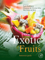 Exotic Fruits Reference Guide