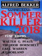 Sommer Killer 2018 - Sammelband