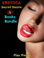 Erotica Secret Desire 4 Books Bundle