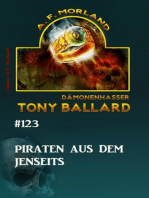 Tony Ballard #123 - Piraten aus dem Jenseits