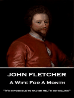 A Wife For A Month
