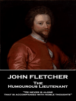The Humourous Lieutenant