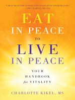 Eat in Peace to Live in Peace