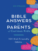 Bible Answers for Parents of Curious Kids