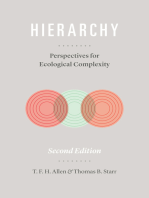 Hierarchy: Perspectives for Ecological Complexity