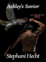 Ackley's Savior (Lost Shifters #23)