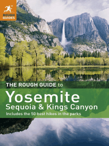 The Rough Guide to Yosemite, Sequoia & Kings Canyon