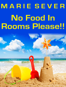 No Food In Rooms Please!