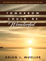 Tomorrow Could Be Wonderful