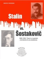 Stalin vs. Šostakovič