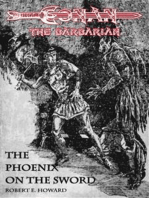 The Phoenix on the Sword - Conan the barbarian